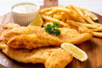 City Fringe Fish & Chips with Accommodation – Ref: 19633