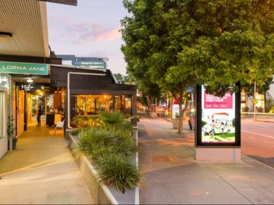 PROMINENT LOCATION IN JAMES STREET PRECINCT!