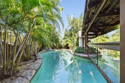 Balinese luxury retreat on the Gold Coast