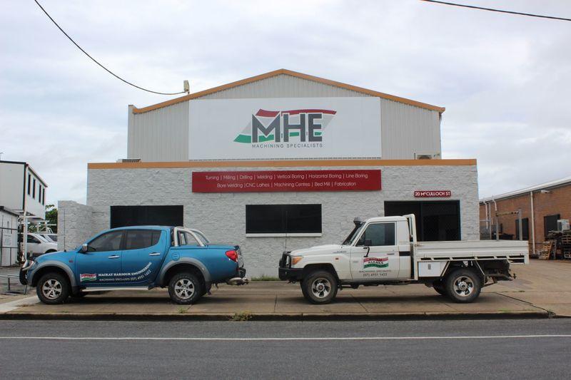Mackay Harbour Engineering