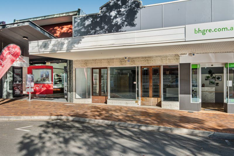 Two Street Frontage in CBD