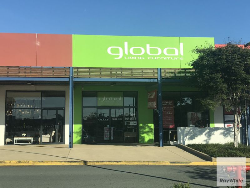 396m2 Showroom/Retail Opportunity with High Exposure