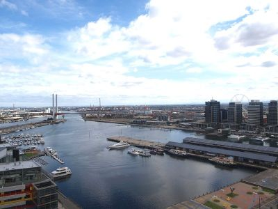 Victoria Point: 25th floor - Stunning Fully Furnished Studio!