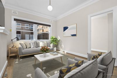 Large Two Bedroom Apartment on sought after