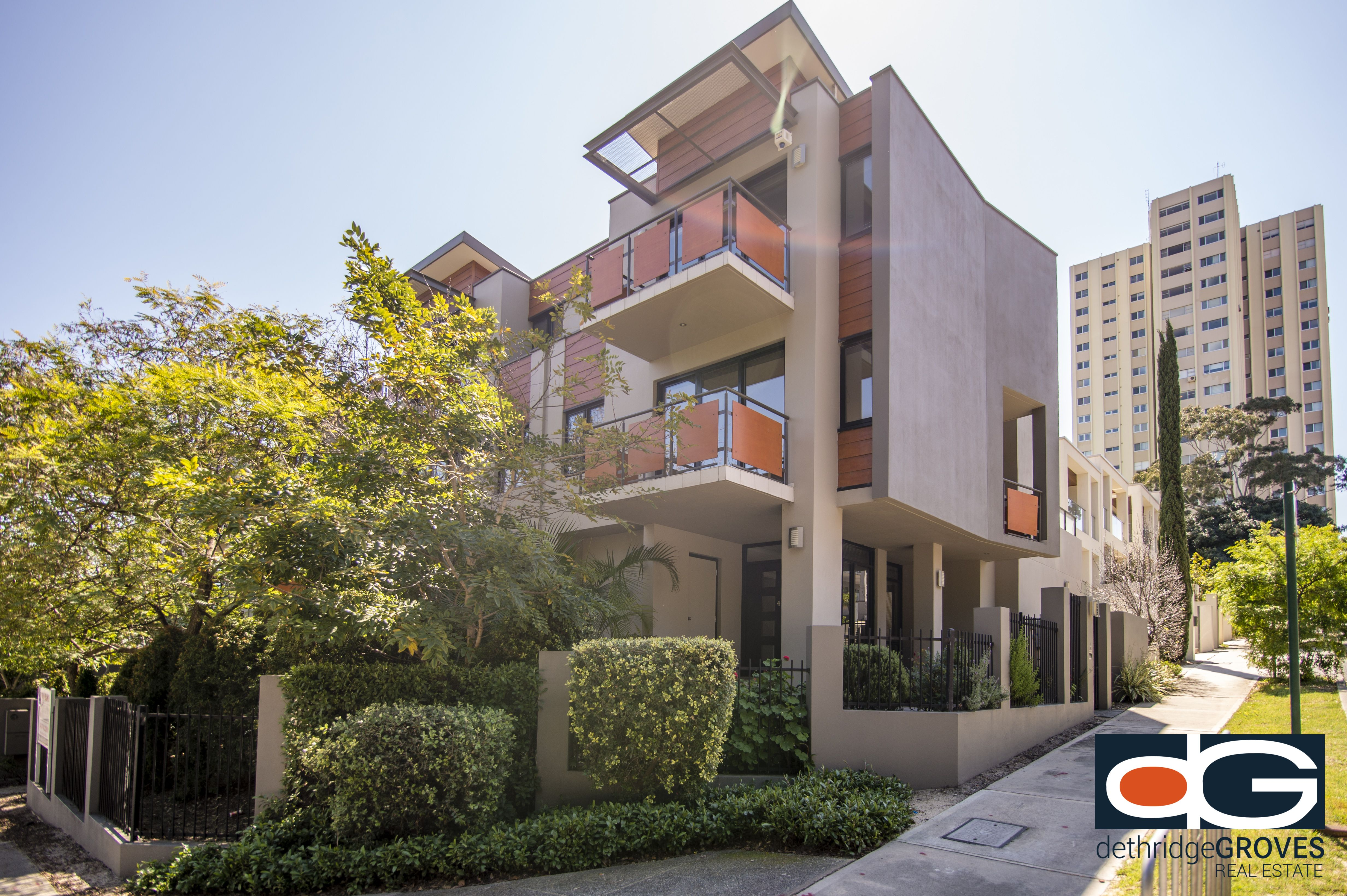 4/138 Mill Point Road, South Perth
