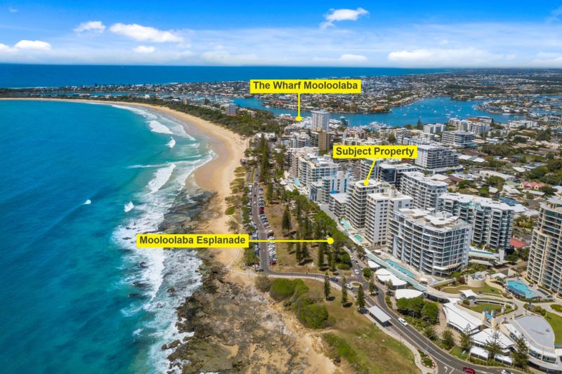 Up to 10 Car spaces in Mooloolaba