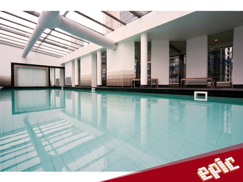 EPIC: Stunning Two Bedroom, Two Bathroom Apartment in Fabulous Southbank!