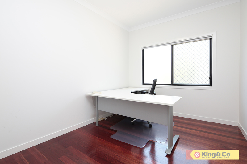 HARD TO FIND FREESTANDING OFFICE WITH YARD!