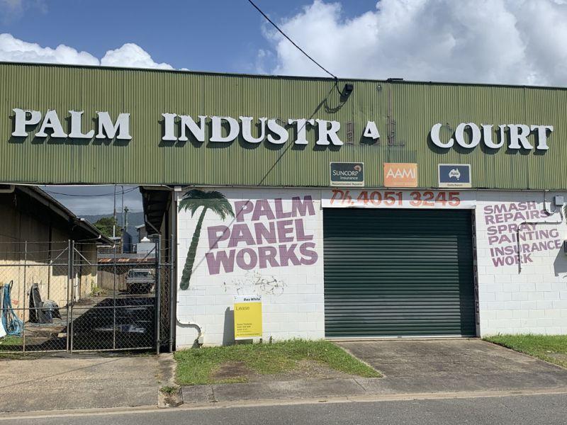 505 sqm Palm Avenue - Paint Panel Shop For Lease
