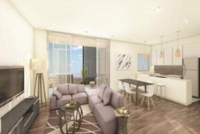 Brand New Modern 3 Apartment + Study