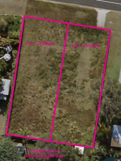 VACANT LAND IN LEAFY RACEVIEW STREET