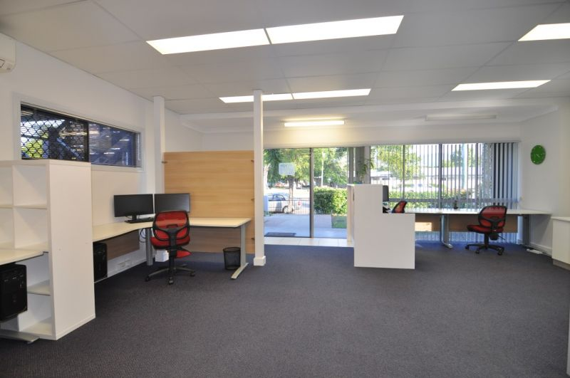 Superb modern ground floor office suite
