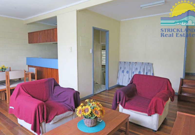 Reside In a Safe Compound Close To Business College