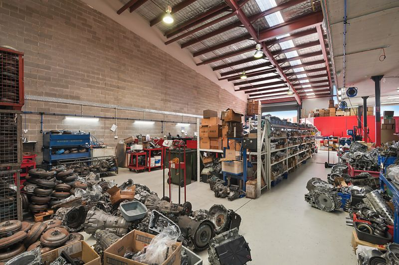 Rare & Wanted Approved Mechanical Workshop
