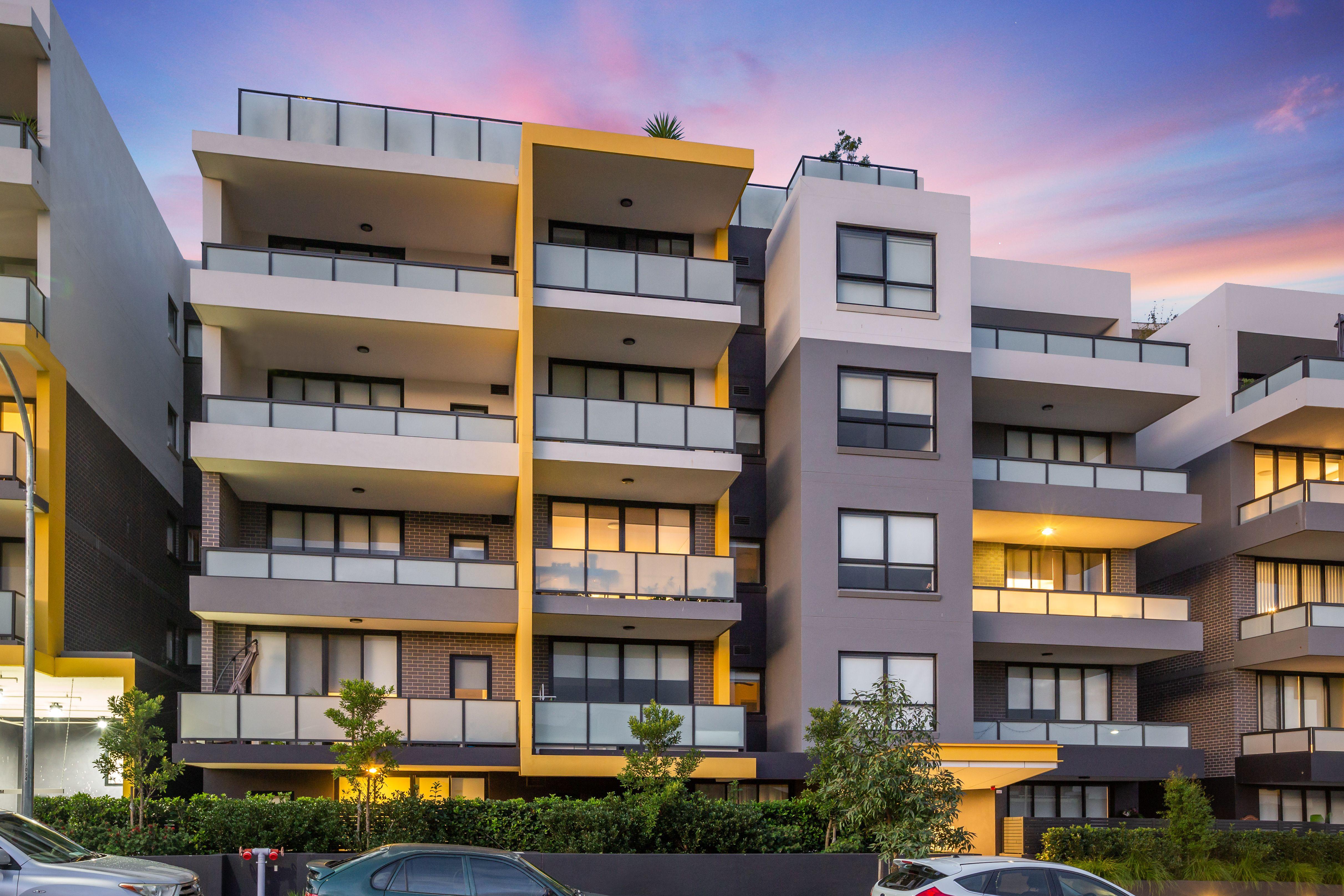 344/7 Winning Street, North Kellyville NSW 2155