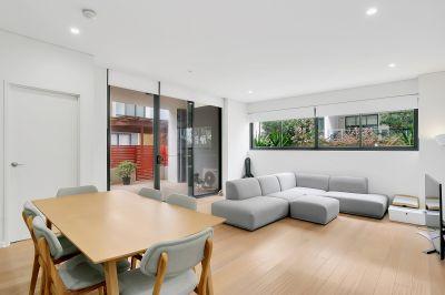 Sensational Contemporary Garden Apartment
