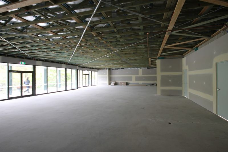 Prime Retail, Food & Medical Spaces; Stage 2 Almost Complete
