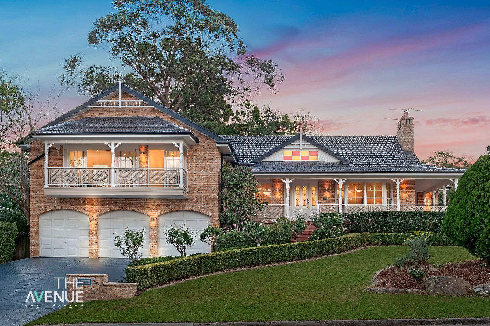 59 Alana Drive, West Pennant Hills NSW 2125