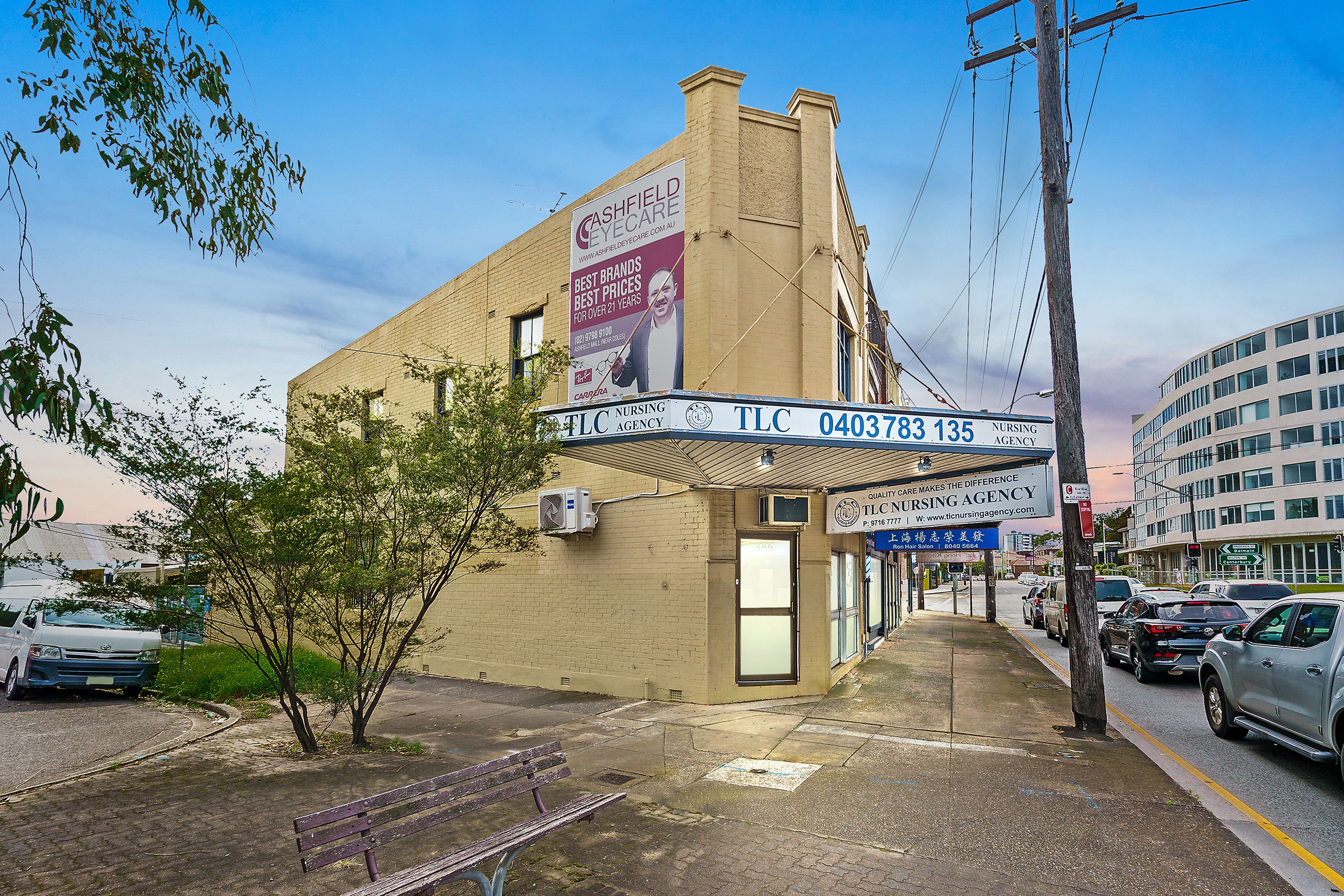443 Liverpool Road, Ashfield NSW 2131