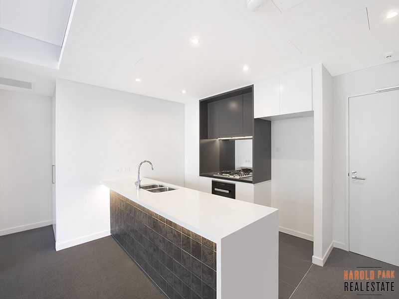 Large 112sqm Two Bedroom Apartment in Harold Park