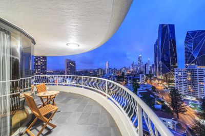 FULLY RENOVATED WITH OCEAN AND SKYLINE VIEWS