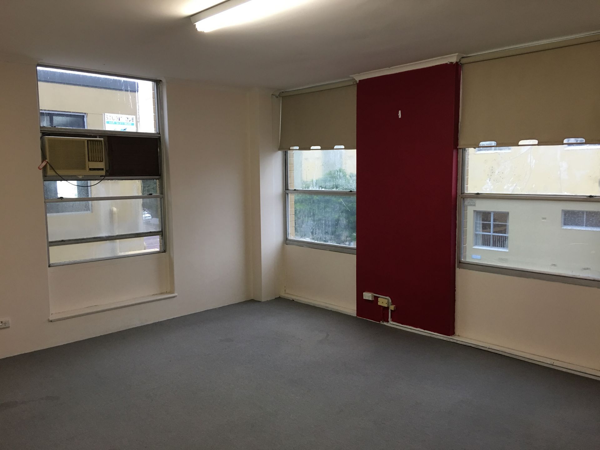 FIRST FLOOR OFFICE SPACE