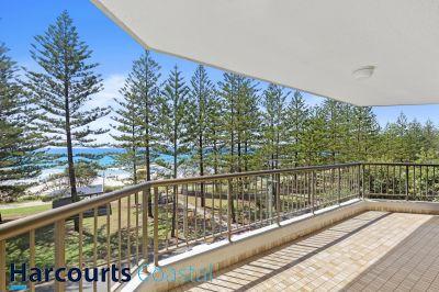 Stunning Entire Floor Beachfront Apartment