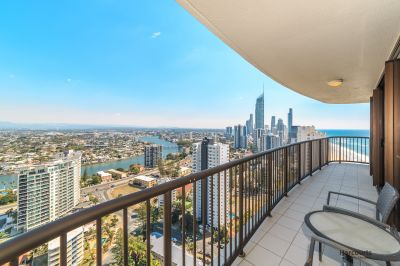 32nd Floor, Absolute Beachfront Residence