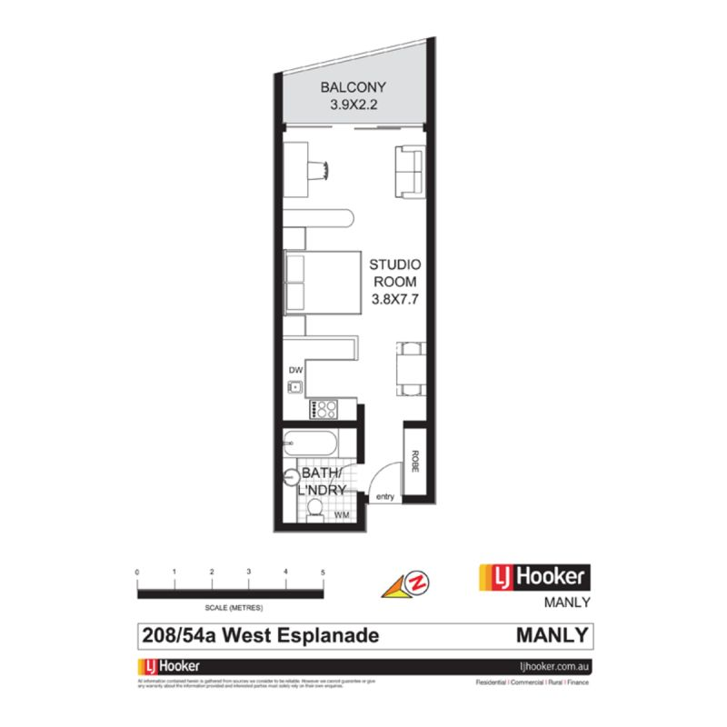 208/54A West Esplanade Manly 2095