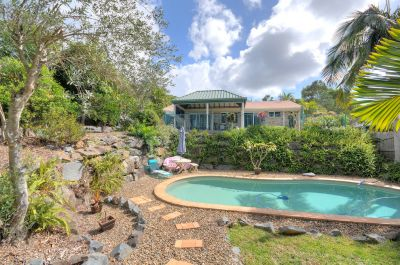 BEAUTIFUL WELL KEPT HOME WITH A LARGE POOL