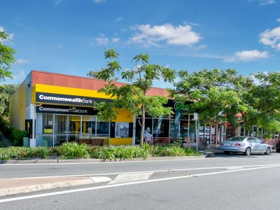 TROPHY RETAIL INVESTMENT | BUDERIM