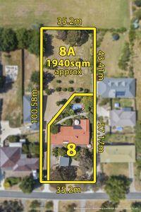 8A Frances Avenue Yarra Glen, Vic