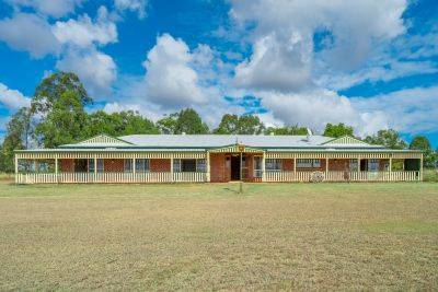 BEAUTIFUL HOME - SPECTACULAR VIEWS  41 ACRES