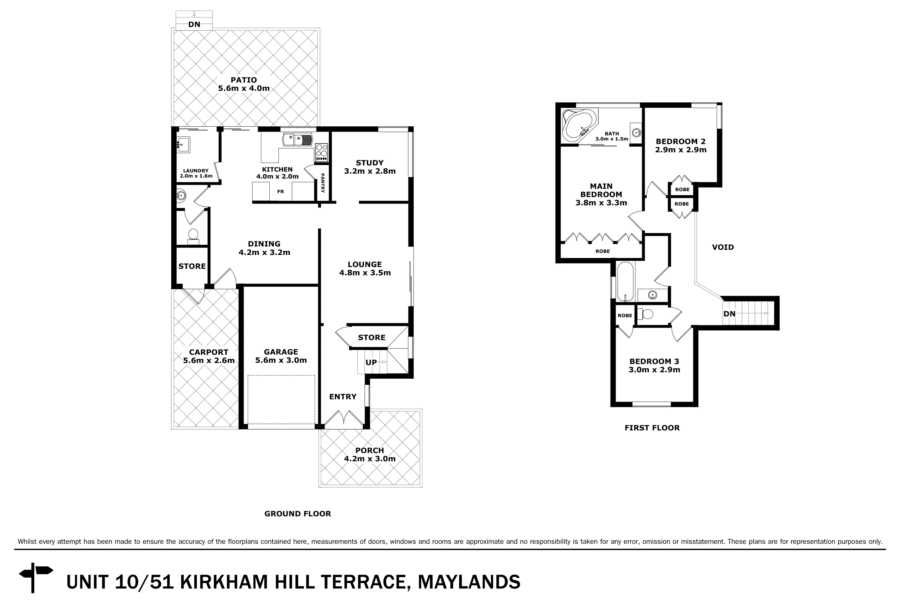 10/51 Kirkham Hill Terrace Maylands 6051