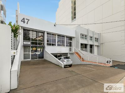 STAND ALONE HIGH GRADE OFFICE IN SOUTH BRISBANE HUB!