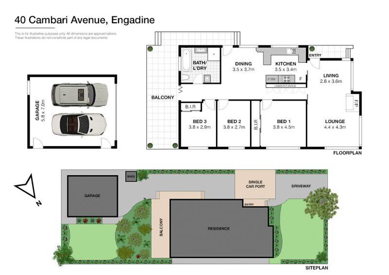 40 Cambrai Avenue ENGADINE 2233