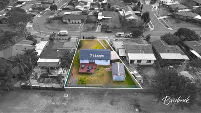 Exciting opportunity – 714.5 sqm block
