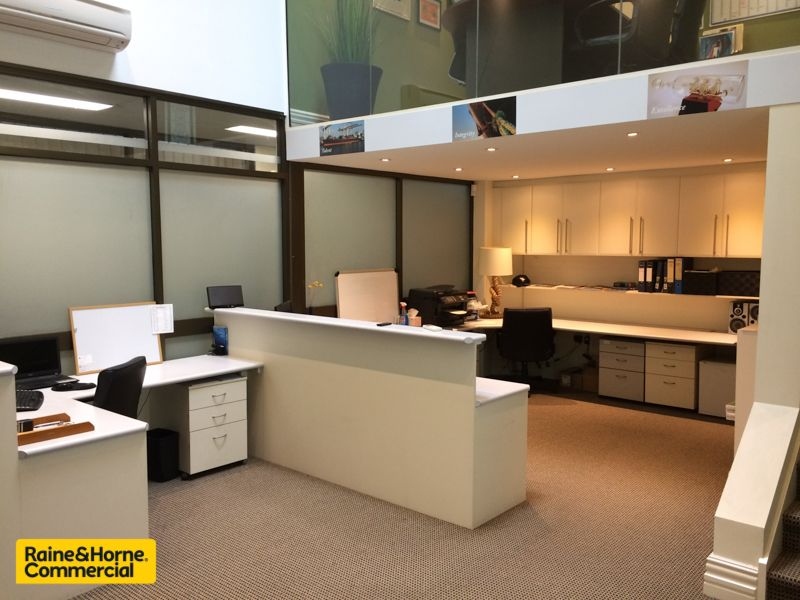 Boutique Office with Fitout
