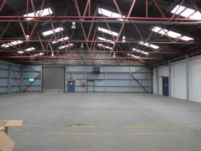 WAREHOUSE SHELL.  IDEAL STORAGE OPPORTUNITY