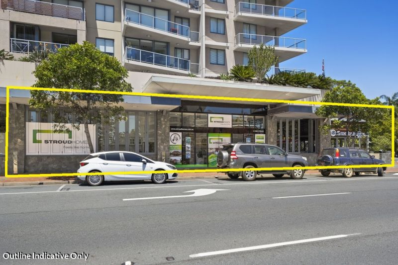 FULLY LEASED CENTRAL RETAIL HOLDING - $1,650,000
