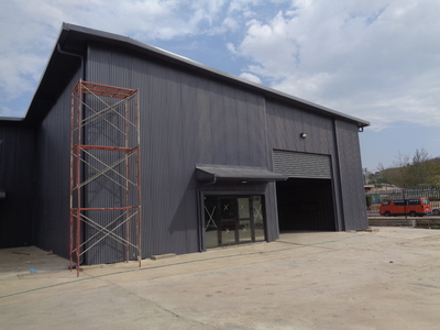 OA275: 1209m2 Warehouse at Gerehu