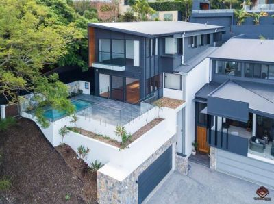 Brand New Home with Breathtaking Views, Lift, Pool & More