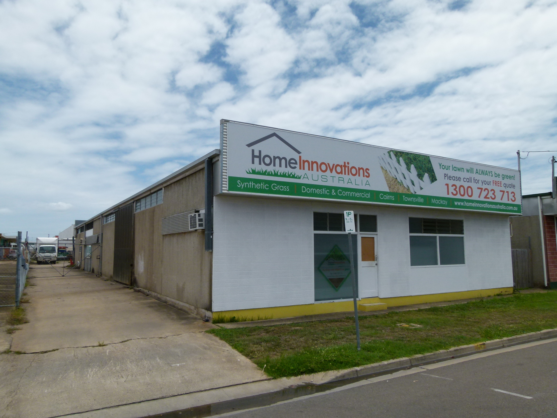 INDUSTRIAL WAREHOUSE OFFERING IN CURRAJONG