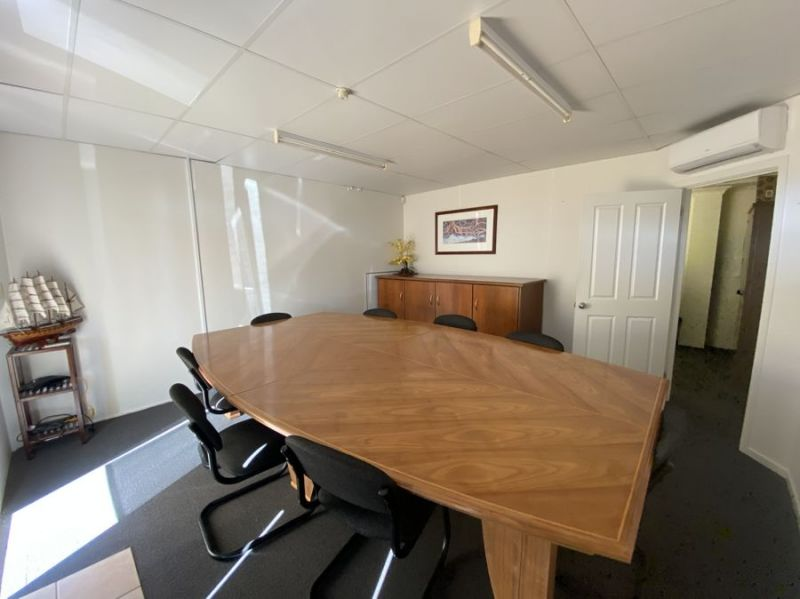 Well appointed natural light filled office space in an idyllic Jetty location...