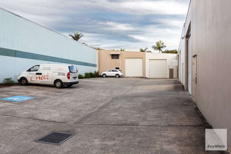Clean & Tidy, Well Presented Warehouse For Sale | Tenanted to Woolworths | Kunda Park