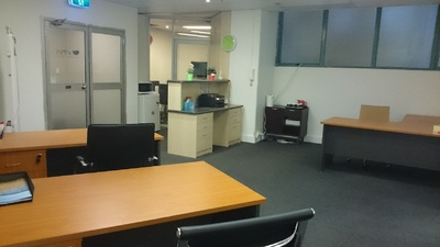 Sydney CBD office furnished 66sqm $23,400 per annum include outgoings