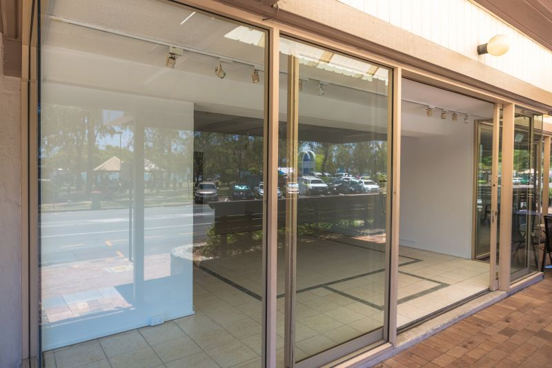 UNDER OFFER - WATERFRONT RETAIL SPACE/RESTAURANT FOR LEASE