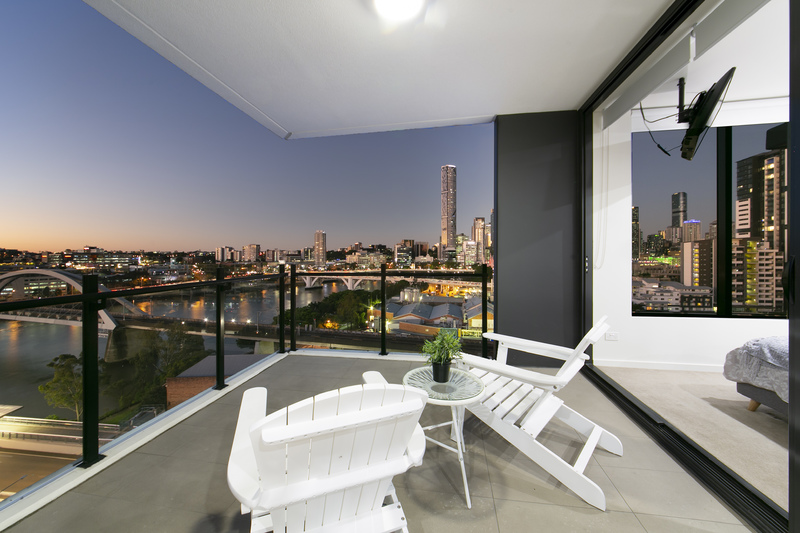 Perfectly Positioned Home Capturing Breathtaking City and River Views