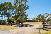4 BEDROOM HOME SET ON 2.5 ACRES WITH SHED