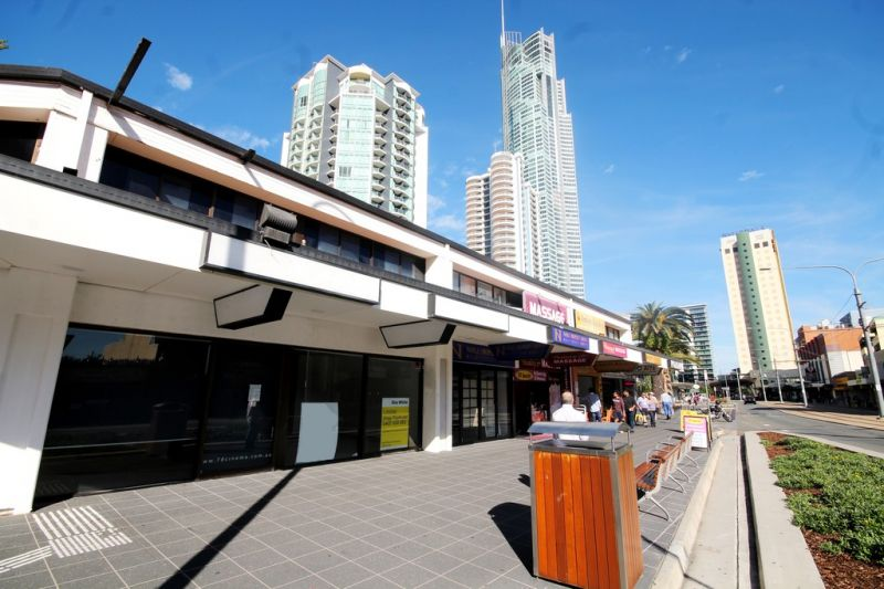 Retail Opportunity, Central Surfers Paradise